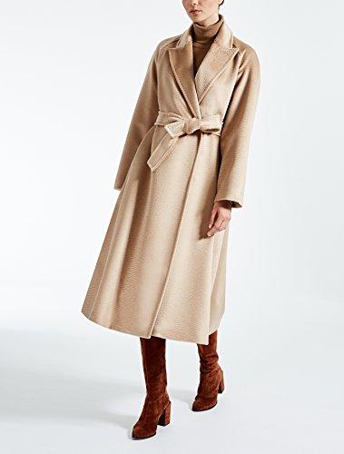 (マックスマーラ)MaxMara Alpaca coat Camel アルパカコートキャメル(並行輸入品)wind