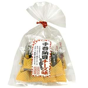 成城石井 手巻納豆 チーズ味(巾着) 10個