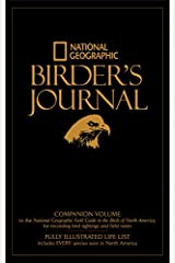 National Geographic Birder's Journal Paperback