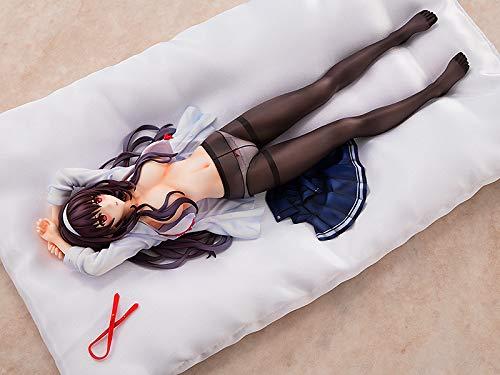 冴えない彼女の育てかた 霞ヶ丘 詩羽 抱き枕Ver. 1/7スケール PVC製 塗装済み完成品フィギュア