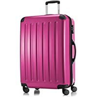 "Hauptstadtkoffer Alex Luggage Suitcase Hardside Spinner Trolley Expandable 28"" TSA, Pink, 75 Centimeters"