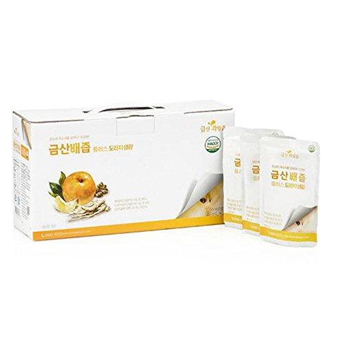 桔梗生姜梨汁90ml25包HACCP低温搾汁/ギフト/健康食...