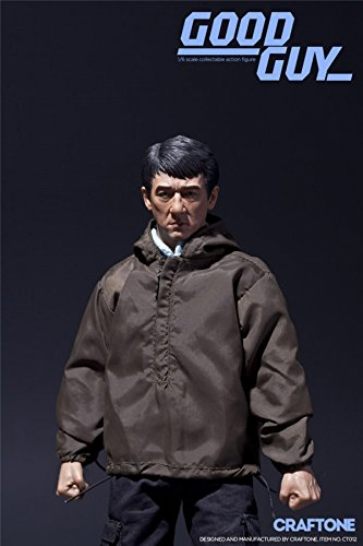 CRAFTONE 1/6 Veterans The Foreigner ジャッキー・チェン