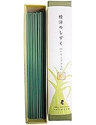 淡路梅薫堂のお香 精油のしずく レモングラス 9g 精油 アロマ スティック #184 ×6