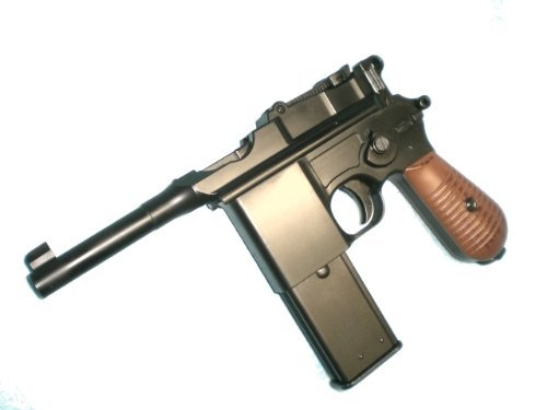 マルシン モーゼル M712 Short 6MM ブローバック式ガスガン