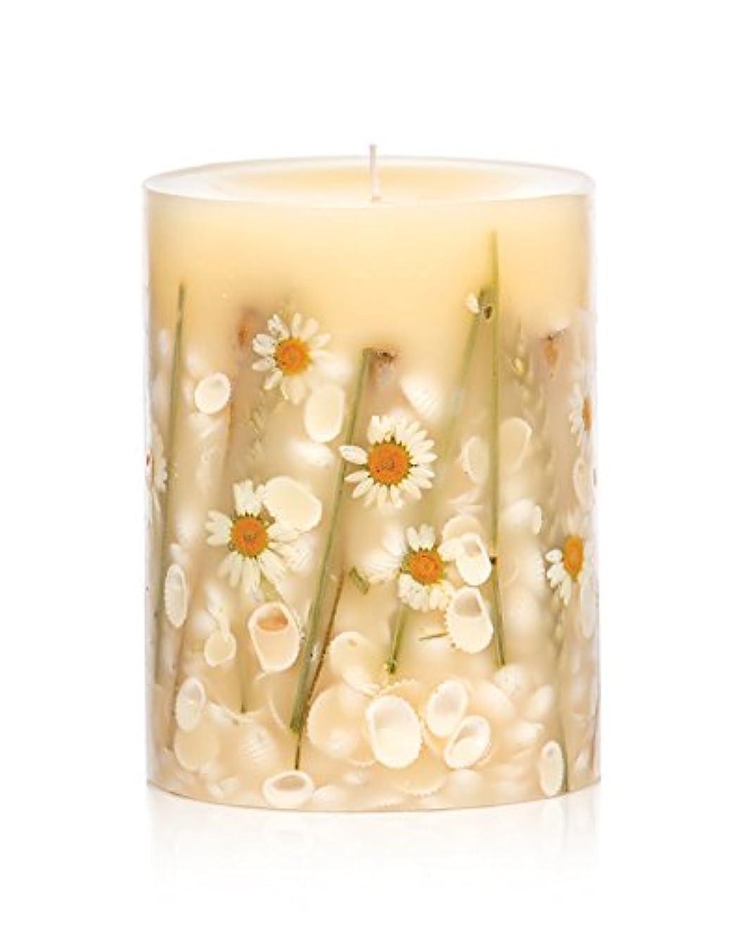 雨のトラクター未亡人ロージーリングス ボタニカルキャンドル ラウンド ビーチデイジー ROSY RINGS Round Botanical Candle Round – Beach Daisy