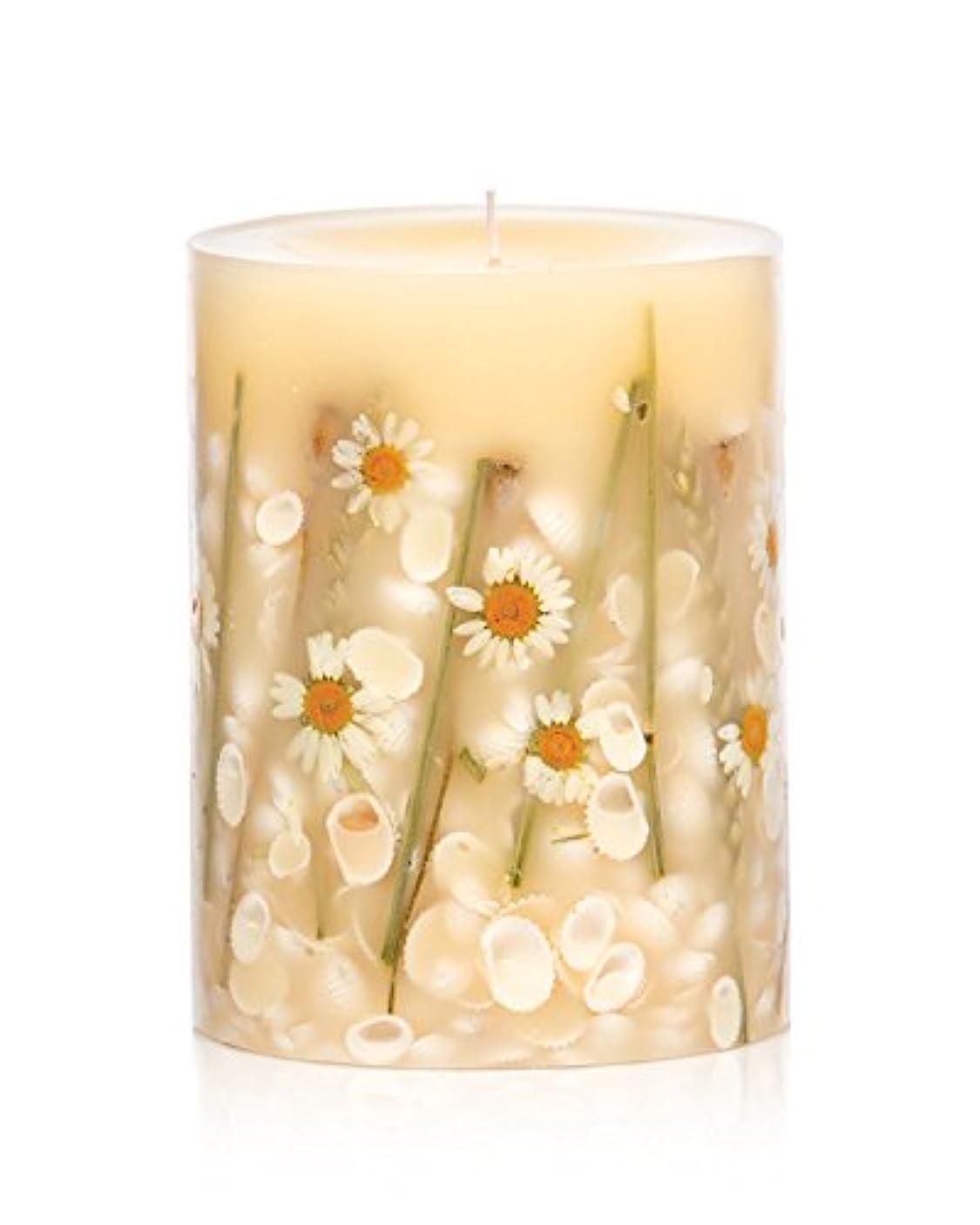 全国に対応リボンロージーリングス ボタニカルキャンドル ラウンド ビーチデイジー ROSY RINGS Round Botanical Candle Round – Beach Daisy
