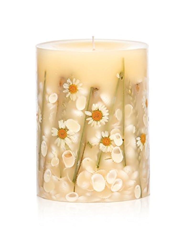 振り子発音するベテランロージーリングス ボタニカルキャンドル ラウンド ビーチデイジー ROSY RINGS Round Botanical Candle Round – Beach Daisy