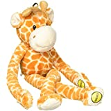 "Multipet Swinging Safari Giraffe, 22"" (56cm)"