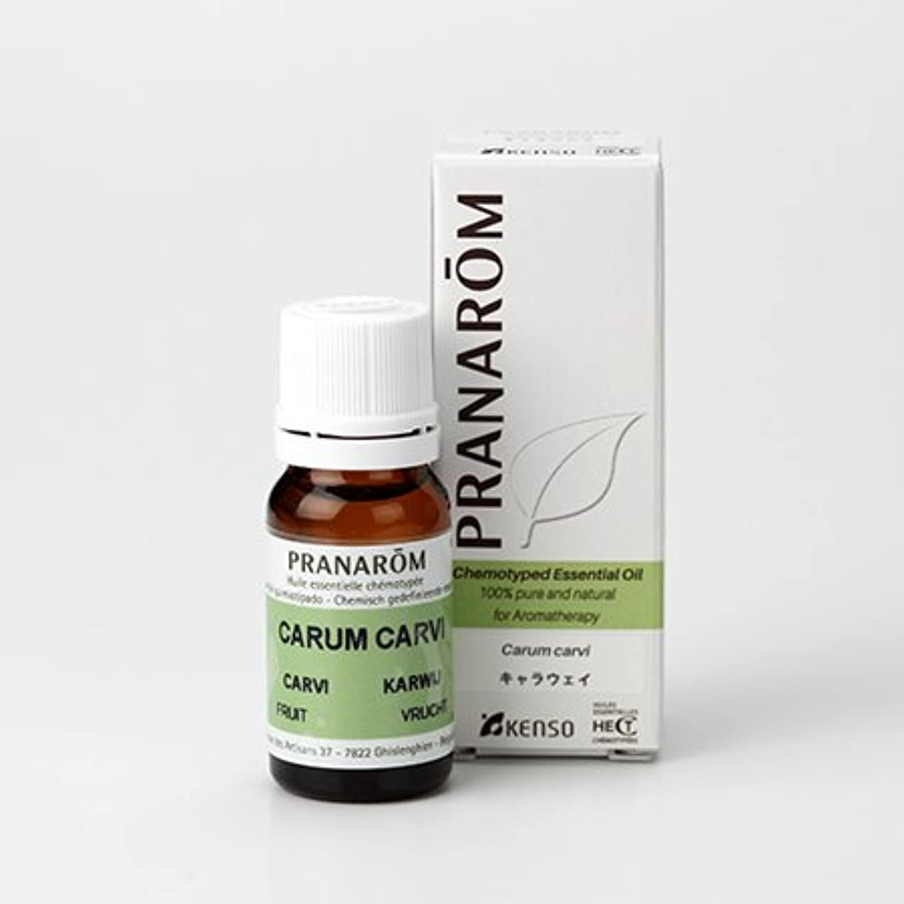 失礼ファンシー弾力性のあるプラナロム ( PRANAROM ) 精油 キャラウェイ 10ml p-26
