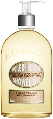 L'Occitane Almond Shower Oil, 500 millili
