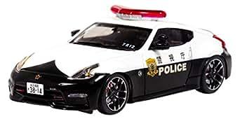 RAI'S 1/43 日産 フェアレディ Z NISMO (Z34) 2016 警視庁交通部交通機動隊車両 限定 完成品