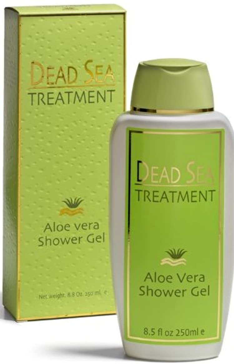 訴える書き込み洗剤ALOE VERA DS TREATMENT SHOWER GEL 250 ml