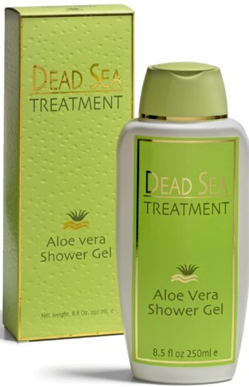 心のこもった謎めいた肥料ALOE VERA DS TREATMENT SHOWER GEL 250 ml