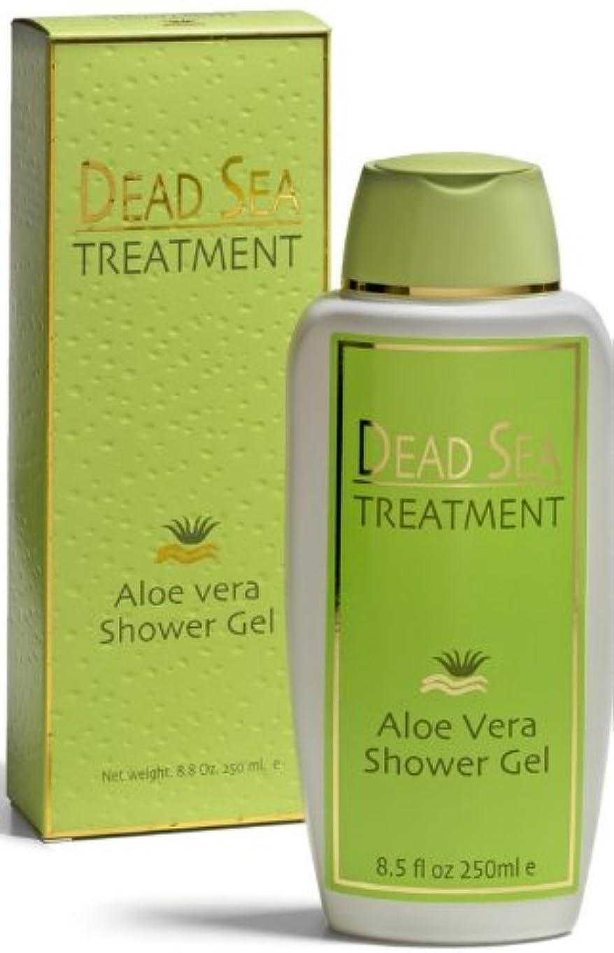 打ち上げるバーターヘビALOE VERA DS TREATMENT SHOWER GEL 250 ml