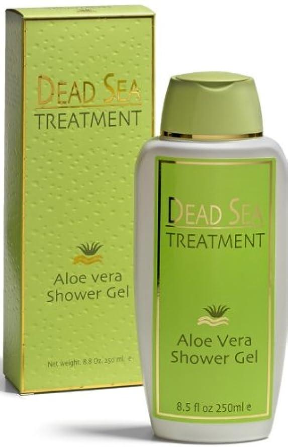 コーデリア増強昇るALOE VERA DS TREATMENT SHOWER GEL 250 ml