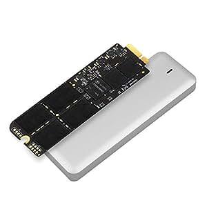 """Transcend SSD MacBook Pro (Retina15"""")[Mid 2012 Early 2013] 専用アップグレードキット SATA3 6Gb/s 480GB 5年保証 JetDrive / TS480GJDM725"""