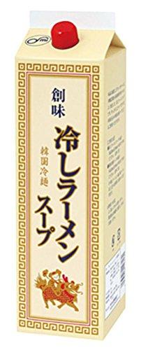 冷しラーメンスープ 1.8L