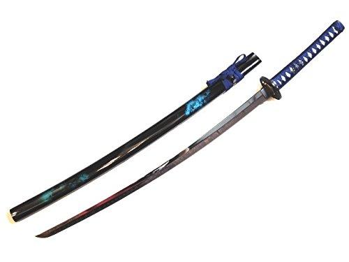 時雨(しぐれ)大刀 模造刀 コスチューム用小物 全長105cm