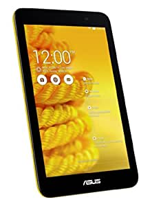 ASUS ME176 MeMO Pad 7 タブレットPC イエロー ( Android 4.4.2 / 7 inch / Atom Z3745 / 1GB / eMMC 16G / WIFI対応 ) ME176-YL16