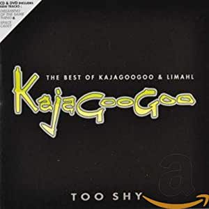 Too Shy: the Best of Kajagoogoo and Limahl/+DVD