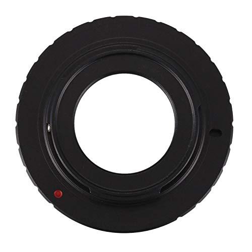 TOOGOO ブラック、16mm Cマウントシネ映画レンズ、ニコン1用 マウントJ1 V1 J2 V2 J3 V3 J4 カメラ レンズ アダプター リング C-N1 C-Nikon 1
