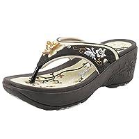[Gold Pigeon Shoes] レディース US サイズ: Medium 6 カラー: ブラウン