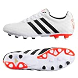adidas(アディダス) メンズ パティーク11コア-ジャパン HG ハードグラウンド用サッカースパイク ランニングホワイト×コアブラック×ソーラーレッド B26771 (25.5)
