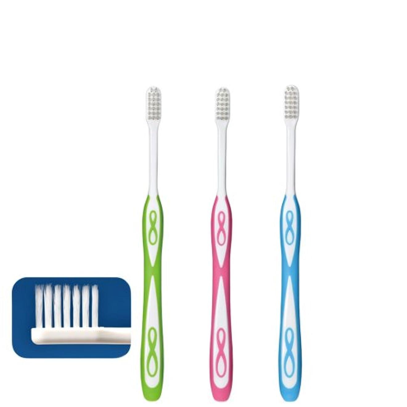 ホイップポインタこれらLover8 ラバーエイト テーパー毛歯ブラシ × 1本 Ciメディカル 【歯科専売品】
