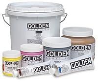 Golden Heavyボディアクリルペイント 8 oz jar グリーン AG2364900