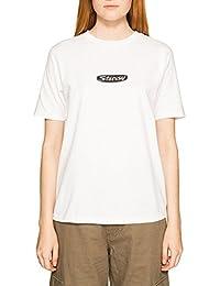 [STUSSY WOMEN (ステューシー)] Tシャツ 半袖 レディース Trucker Tee ストリート [2902960] [並行輸入品]