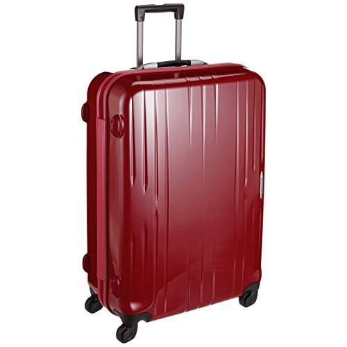 [プロテカ] スーツケース 日本製 スタリアII キャスターストッパー   75.0L 68cm 4.9kg 02465 10 コロナレッド