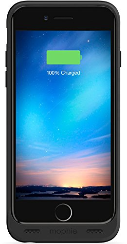 MOPHIE iPhone 6s/6用 Juice Pack Reserve 1840mAh ブラック 3353_JPR-IP6-BLK