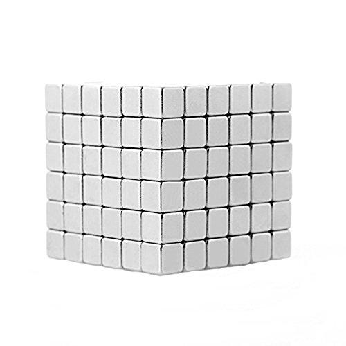 OBAST マグネットボール 強力マジック磁石 216個セット 5mmx5mmx5mm 立方体パズル