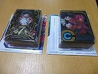 スーパードラゴンボールヒーローズ 7周年 孫悟空 身勝手の極意 含むカードケース2種