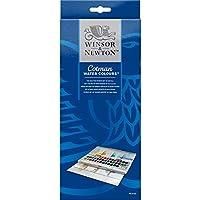 ウィンザー&ニュートン 水彩絵具 ウィンザー&ニュートン コットマン ウォーターカラー  40色セット (45個) スタジオセット ハーフパン