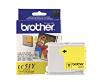 Brother dcp-750cwイエローインクカートリッジ( OEM ) 400ページ
