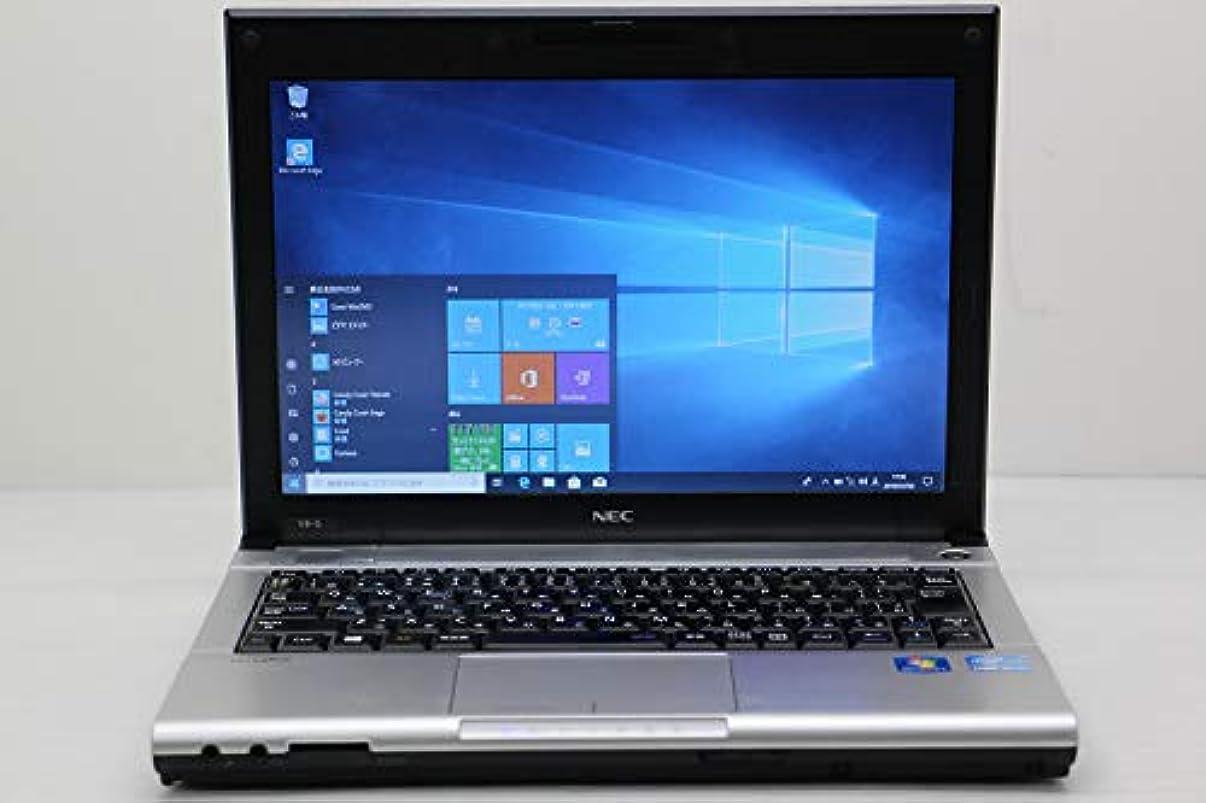 住む極地パン屋【中古】 NEC PC-VK27MBZCG Core i5 3340M 2.7GHz/4GB/320GB/12.1W/WXGA(1280x800)/Win10
