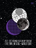 2012~2013 BIGBANG ALIVE GALAXY TOUR DVD [THE FINAL IN SEOUL & WORLD TOUR] (初回生産限定盤) (5DVD+PHOTOBOOK) 画像