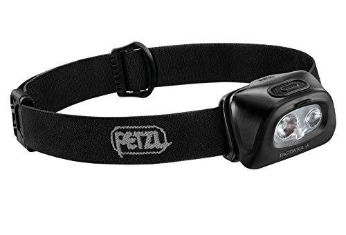 PETZL(ぺツル) タクティカ+ ブラック E089EA00 (日本正規品) 350ルーメン