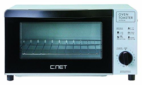 C:NET オーブントースター/ ブルー SOT901LBL