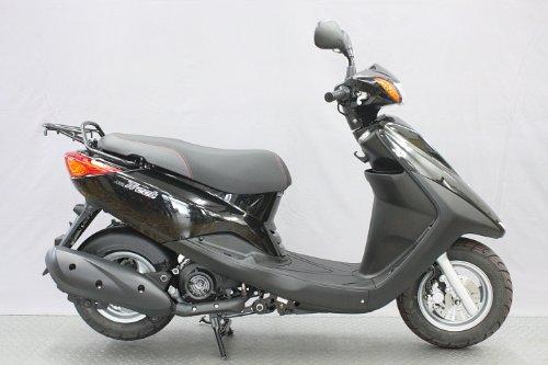 ヤマハ アクシストリート FI 125cc 黒 国内モデル15年・新車乗出し価格