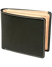 BRITISH GREEN (ブリティッシュグリーン) ブライドルレザー 二つ折財布