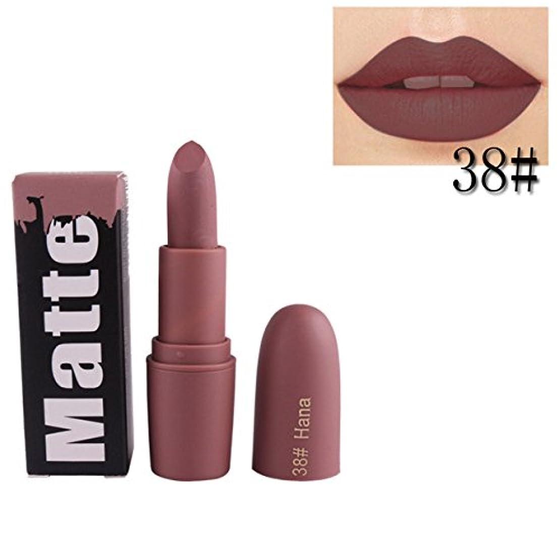 計算素晴らしい二度女性口紅 BOBOGOJP 欧米風 ミストマット リップグロス 18色選択 保湿 持続性 魅力的 リップリップスティック モイスチャライジング リップスティックメイク 恋する唇 おすすめリップスティック (H)