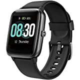 UMIDIGI Uwatch3 スマートウォッチ 活動量計 ストップウォッチ 運動用腕時計 メンズ レディース 5ATM防水 歩数計 着信電話通知 消費カロリー計 日本語 ios Android対応