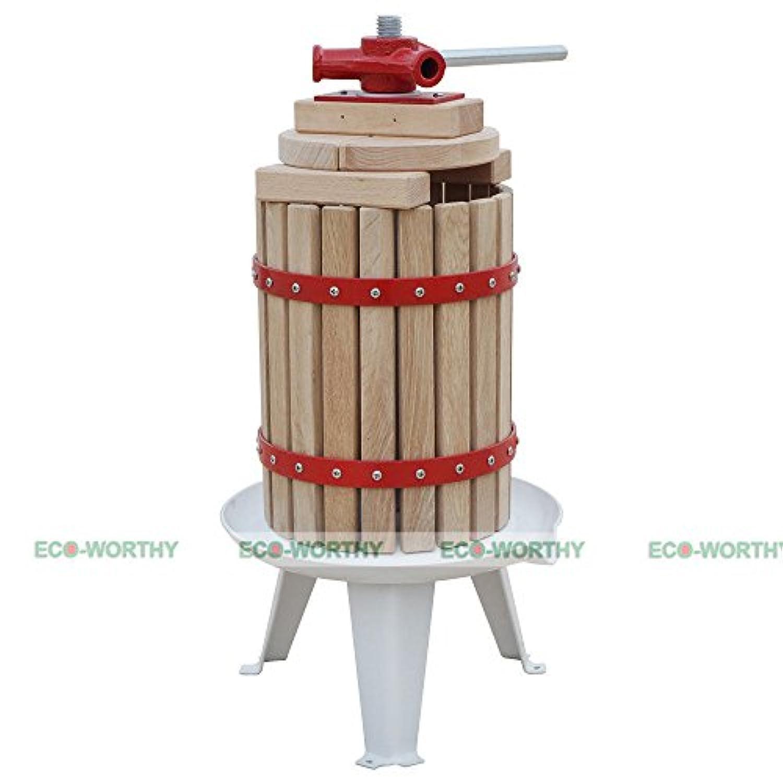 搾汁機 ワイン圧搾機 手動 Mサイズ [並行輸入品]