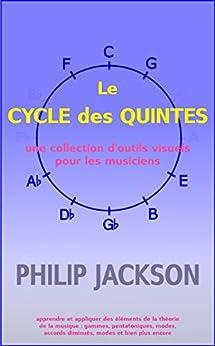 [Jackson, Philip]のLe Cycle des Quintes: une collection d'outils visuels pour les musiciens (French Edition)