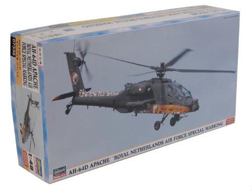 1/48 AH-64D アパッチ オランダ空軍スペシャル 07336