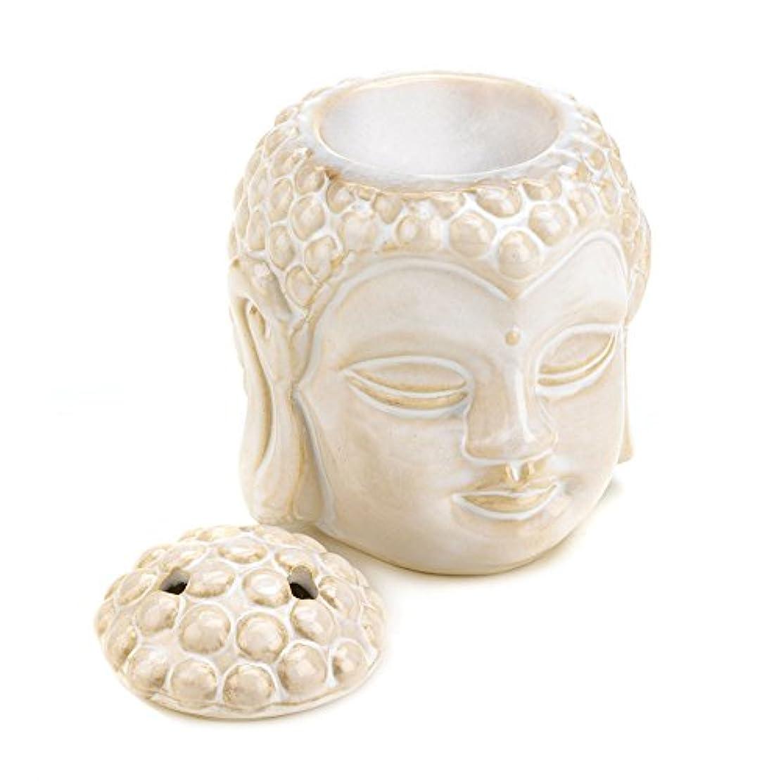 遠近法アダルト海嶺1 X Peaceful Buddha Oil Warmer by Unknown