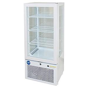 4面ガラス冷蔵ショーケース【JCMS-78】 JCMS-78